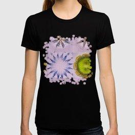 Minimizer Fabric Flowers  ID:16165-003908-98470 T-shirt