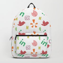 7 Deadly Sins (apps; version 2) Backpack