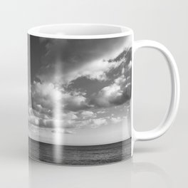 Dynamic Sky   Landscape Photography   Horizon   Nature   Clouds   Coastal Coffee Mug