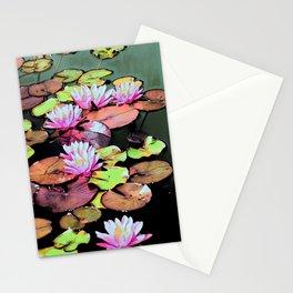 Lilypads Stationery Cards