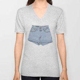She Wears Short Shorts Unisex V-Neck