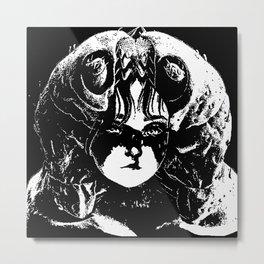 Poisonous Love Metal Print