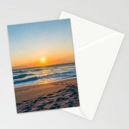Canaveral National Seashore Sunrise Stationery Cards