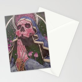Transcending Mundane Thought  Stationery Cards