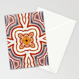 India Print Two Stationery Cards