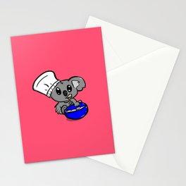 Koala Baker Stationery Cards