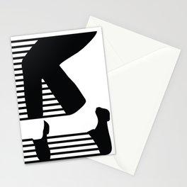 M.J. Moonwalk Stationery Cards