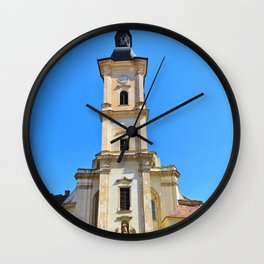 Cluj Napoca old church Wall Clock