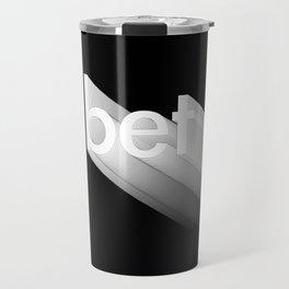 bet Travel Mug