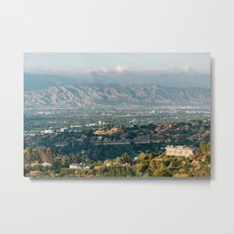 The Valley 02 Metal Print