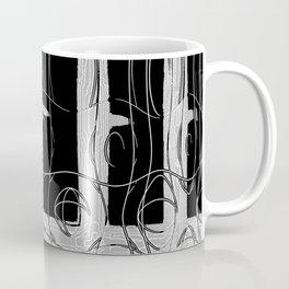 Monochrome Window Coffee Mug