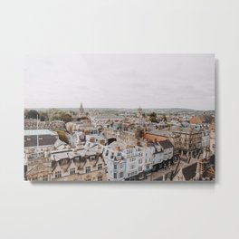 Oxford, England Metal Print