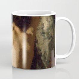 """Jean-François Millet """"Seated Nude"""" Coffee Mug"""