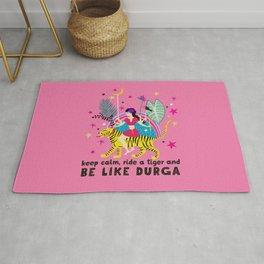 Be like Durga Rug