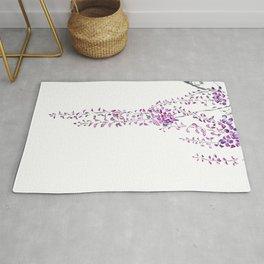 purple wisteria 2019 Rug