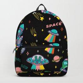Space Aliens Backpack
