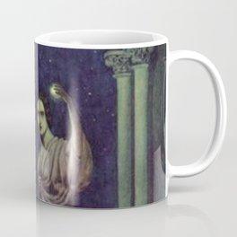 To Helen By Edmund Dulac Coffee Mug