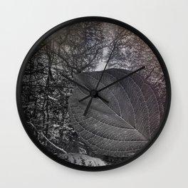 Cornouiller stolonifère - Cornus stolonifera Wall Clock