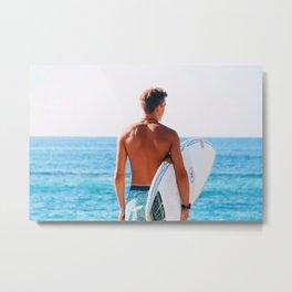 SURF 2020 Metal Print