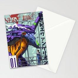 Neon Genesis Evangelion Unit-01 Stationery Cards