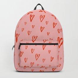Heart Doodles 1 Backpack