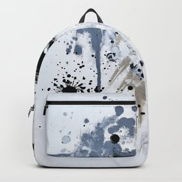 DRIPPING PAINT SPLASH Backpack
