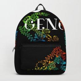 Genocide Dark Backpack