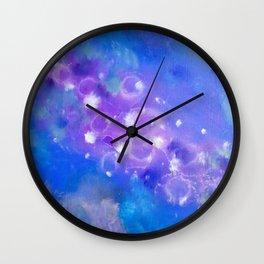 Tekapo1 Wall Clock