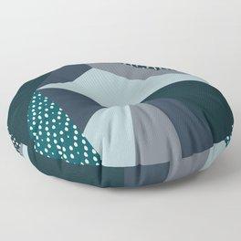 On Point Floor Pillow