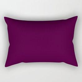 Eggplant Rectangular Pillow