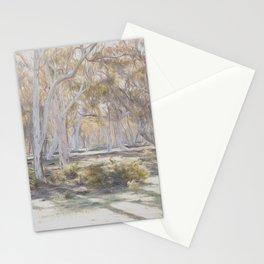 Bright and sunny Dryandra Woodlands Stationery Cards