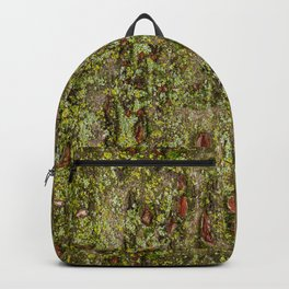 Japanese Cherry tree natura pattern Backpack