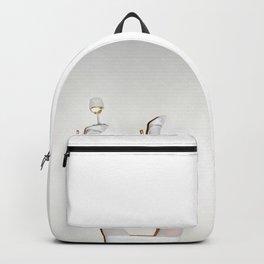 high heels Backpack