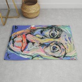 Portrait Crayon Edition Rug