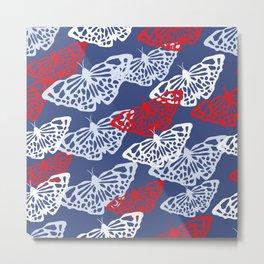 Butterflies 2 Metal Print