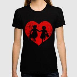 I Love Sisters T-shirt