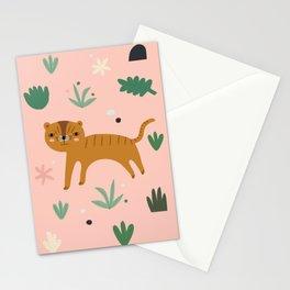 Wild cats I Stationery Cards
