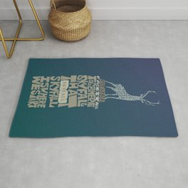 Skyfall - James Bond 007 Rug