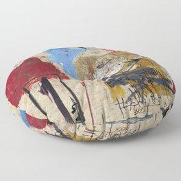 Jean-Michel Bradley Floor Pillow