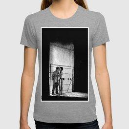 asc 933 - Les amants maudits (Two sides) T-shirt