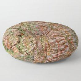 Mossy Wood Rifts Floor Pillow