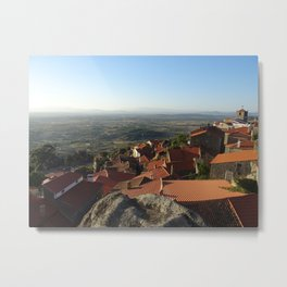View over Monsanto Metal Print