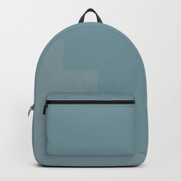 Pastel blue pattern Backpack