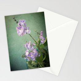 Purple Geishas Stationery Cards