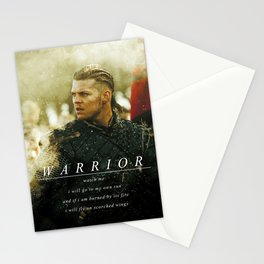 Warrior Watch Me - Ivar The Boneless Stationery Cards