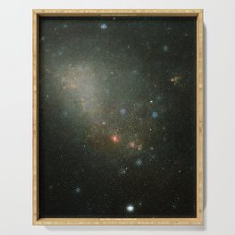 Hubble Space Telescope - Small Magellanic Cloud (2005) Serving Tray