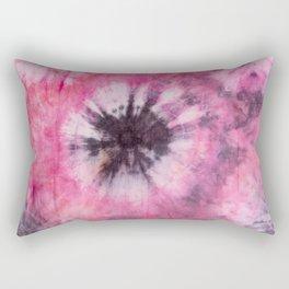 punk rock pink Rectangular Pillow