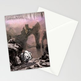 Solitude from Skyrim Stationery Cards