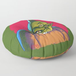 Totally Not Feelin' This Party Floor Pillow