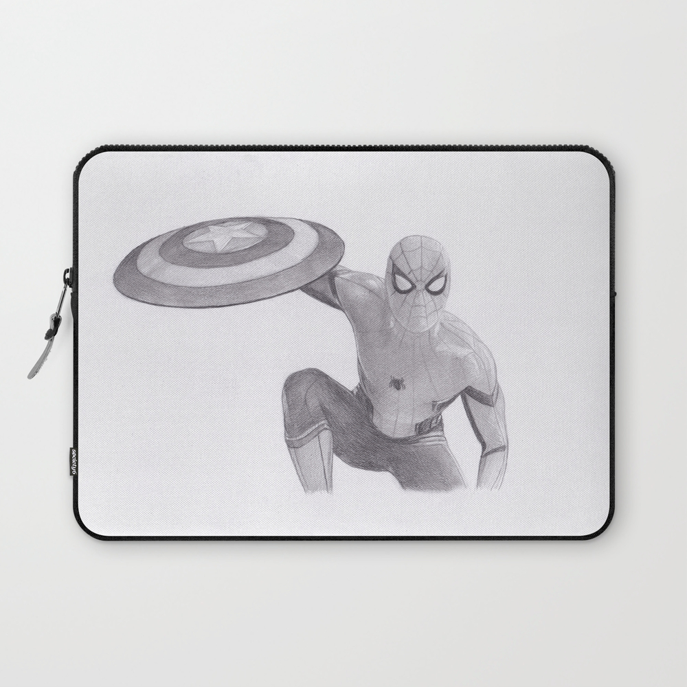 Spider Man Laptop Sleeve LSV6005386